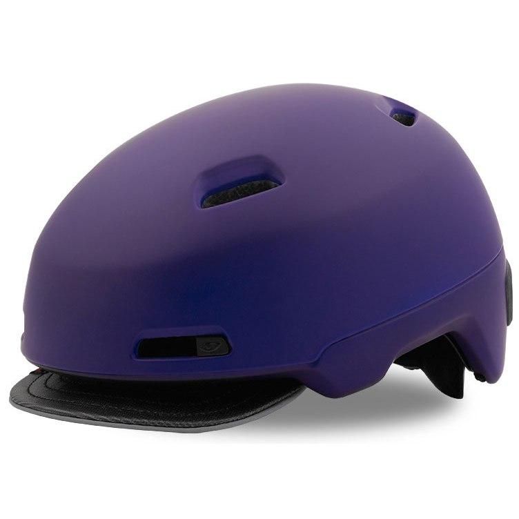 Giro Sutton Helmet 2017 - Matte Purple