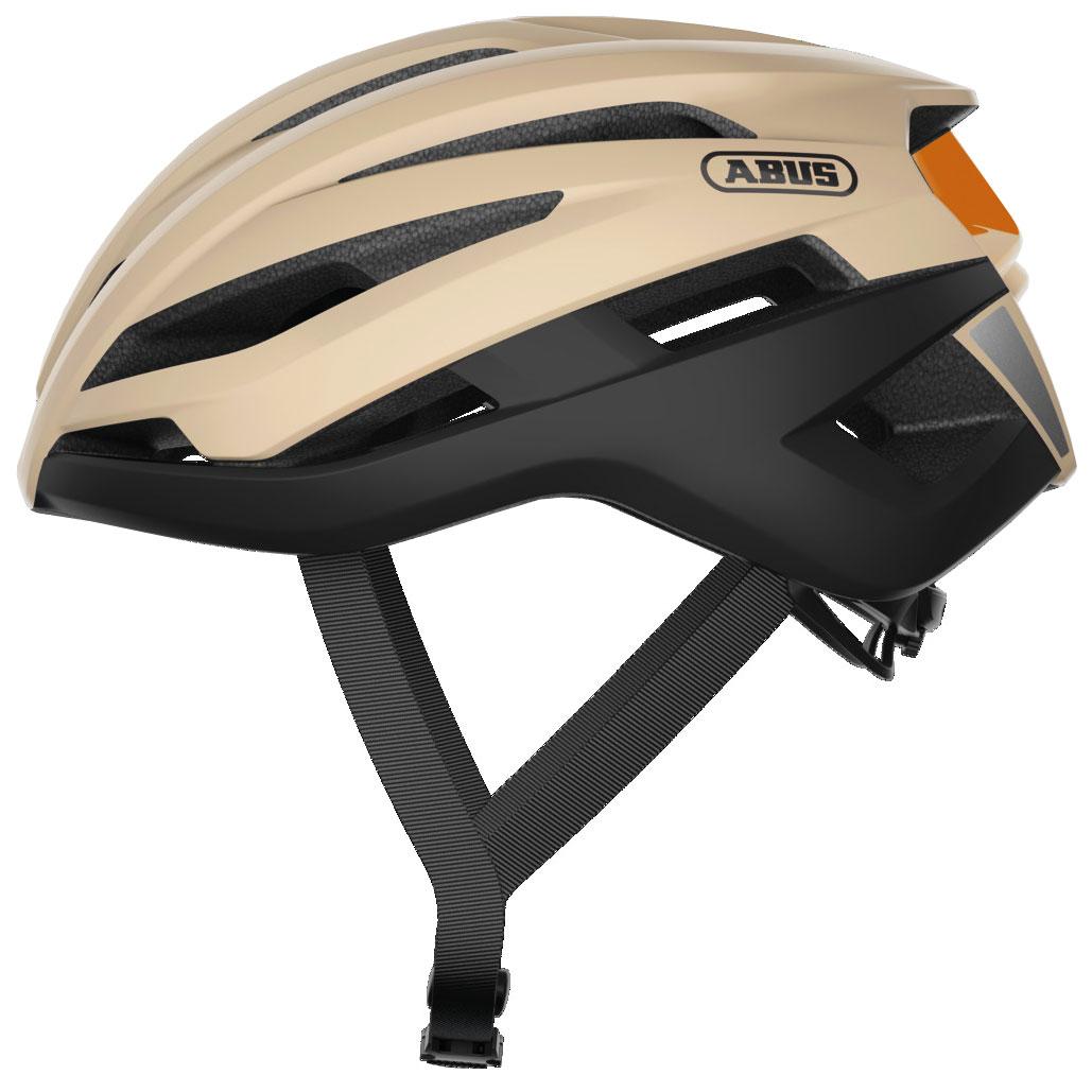 ABUS StormChaser Casco Carretera - beige black