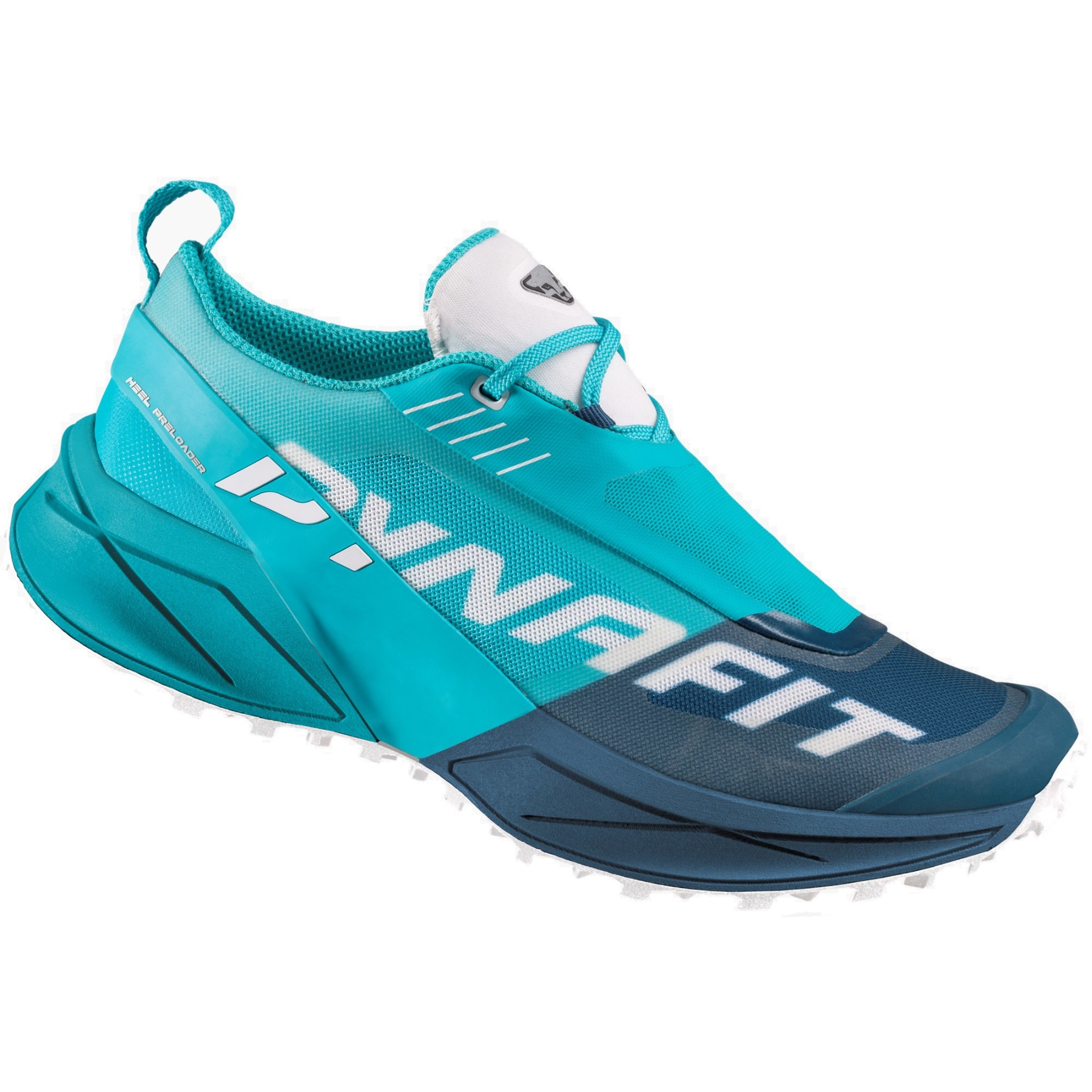 Dynafit Ultra 100 Running Shoes Women - Poseidon/Silvretta