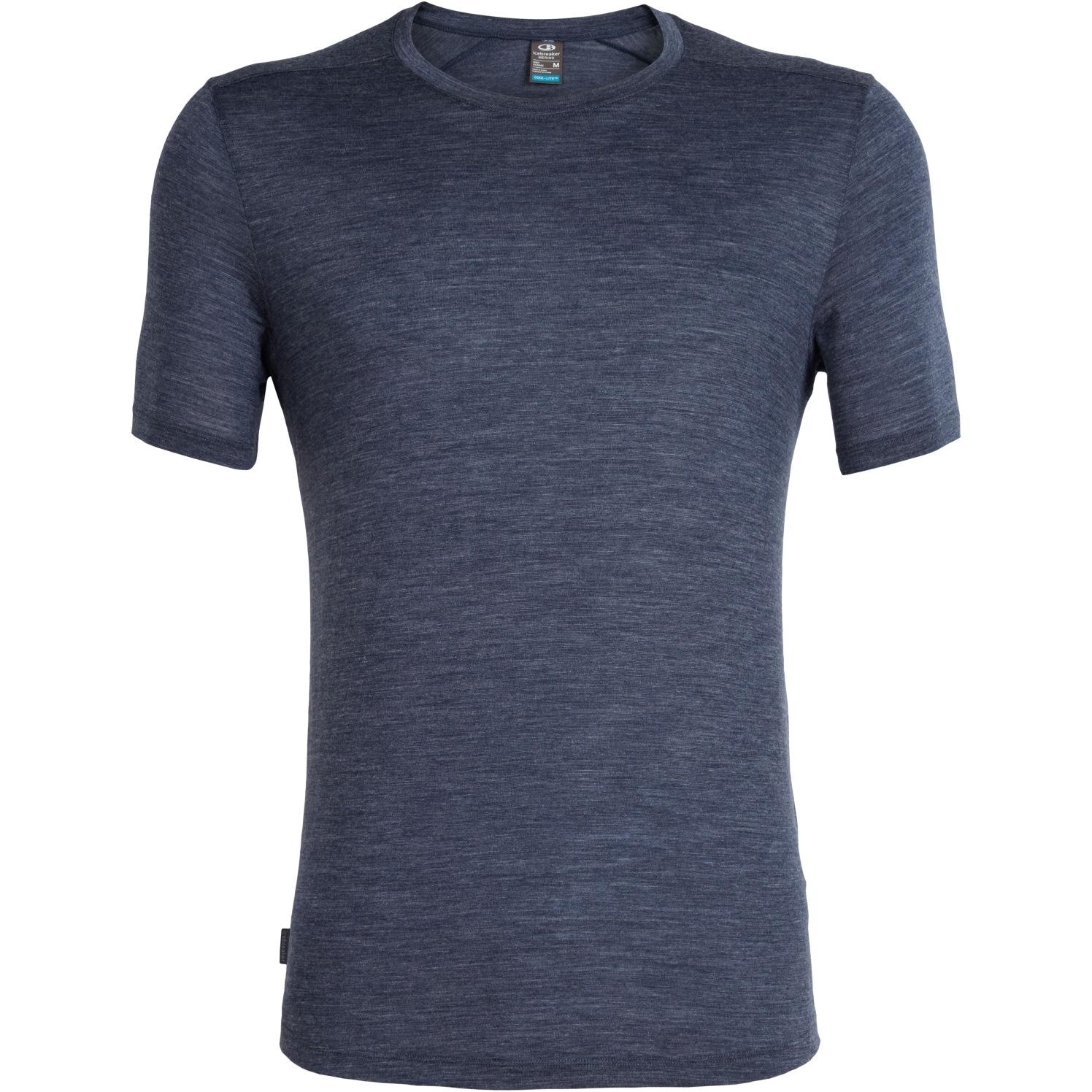 Produktbild von Icebreaker Sphere Crewe Herren T-Shirt - Midnight Navy