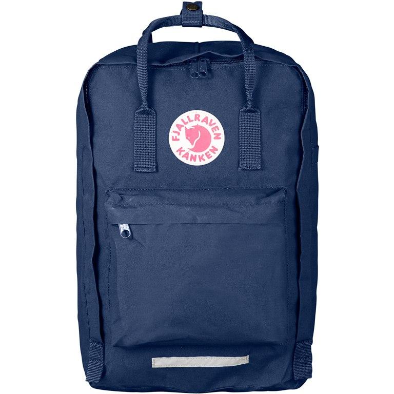 """Foto de Fjällräven Kanken Laptop 17"""" Backpack - royal blue"""
