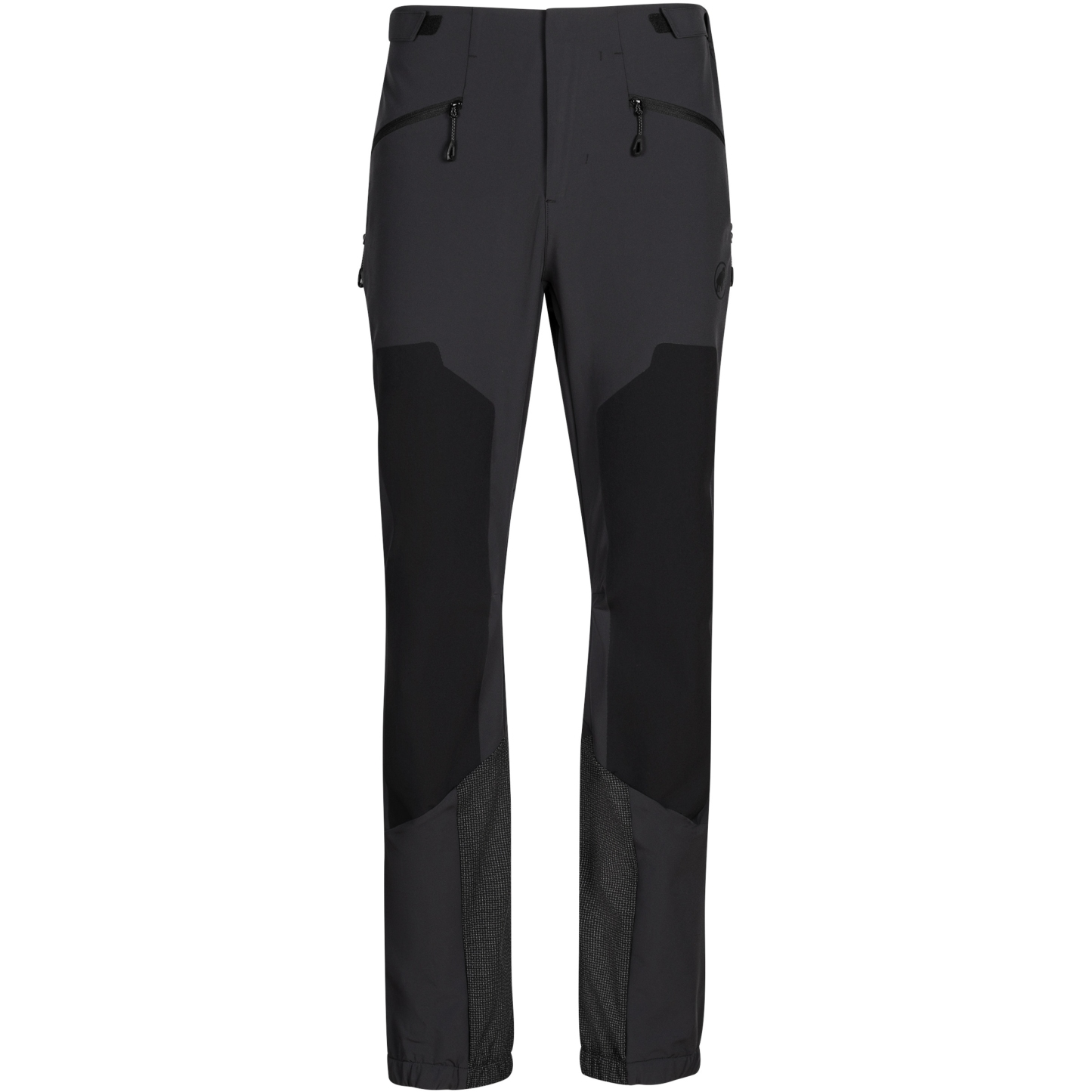 Mammut Aenergy Pro Pantalones Softshell para Hombres - black-black - regular