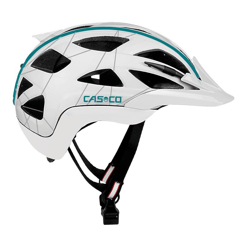 Casco Activ 2 Helmet - white-blue