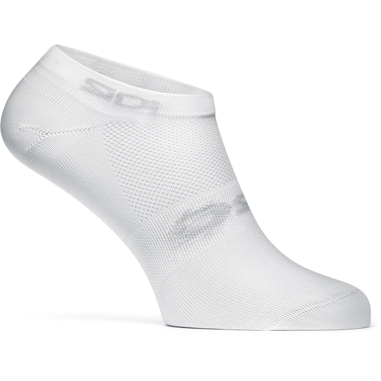 Sidi Ghost Coolmax Socks - white/grey