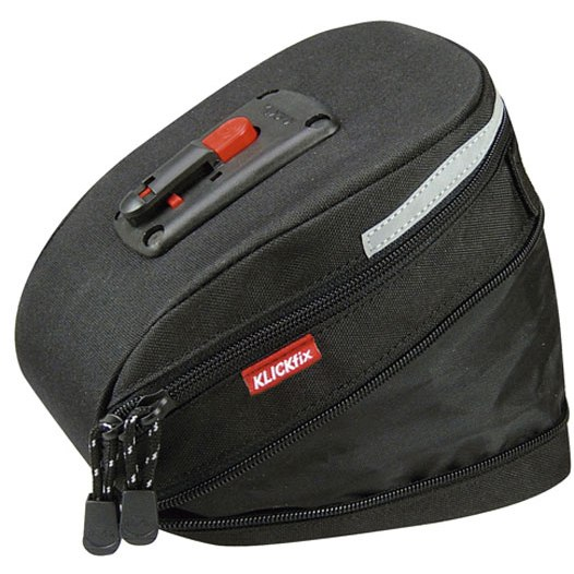 KLICKfix Micro 200 Expandable Bike Saddle Bag 0295S