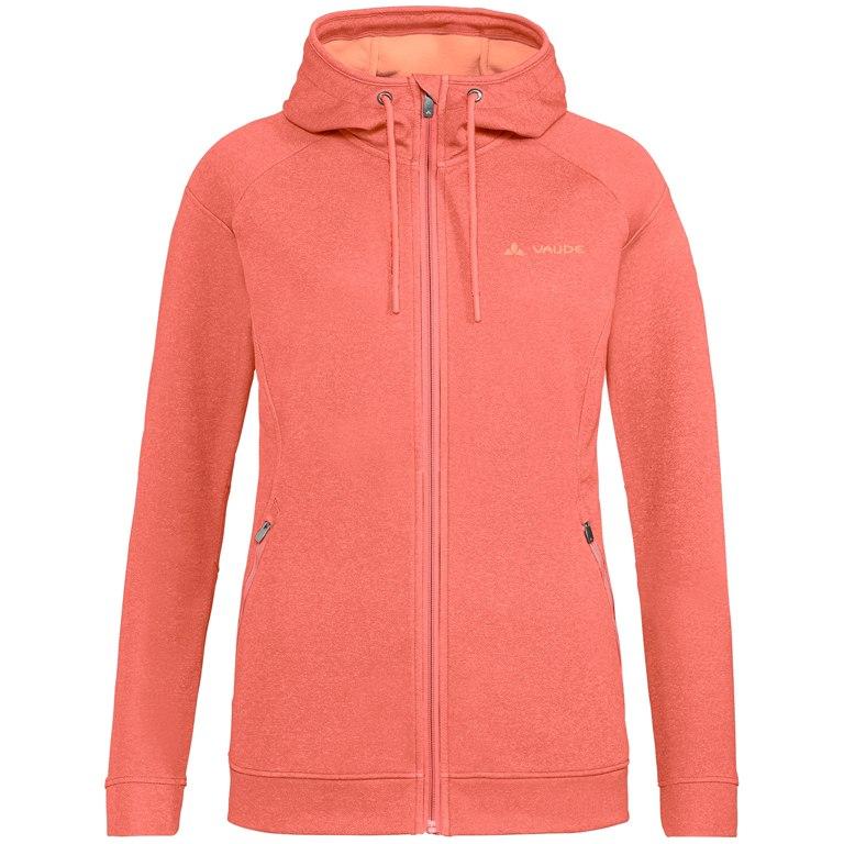 Vaude Women's Skomer Fleece Jacket - pink canary