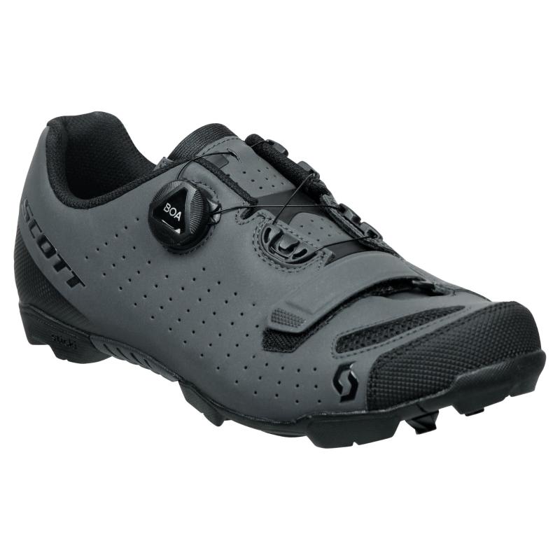 SCOTT MTB Comp Boa Reflective Schuh - grey reflective/black