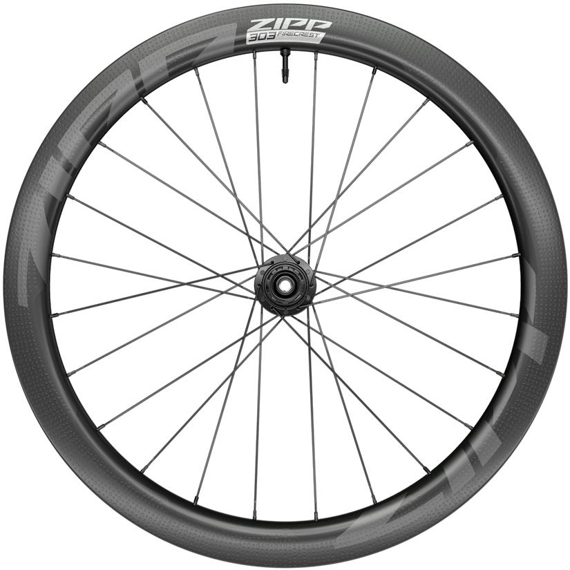 Bild von ZIPP 303 Firecrest Carbon Hinterrad - Tubeless - Centerlock - 12x142mm - Shimano/SRAM 10/11f - schwarz
