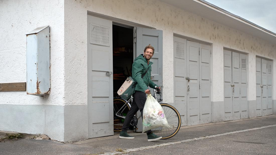 """VAUDE """"ReCycle"""" Fahrradtaschen"""