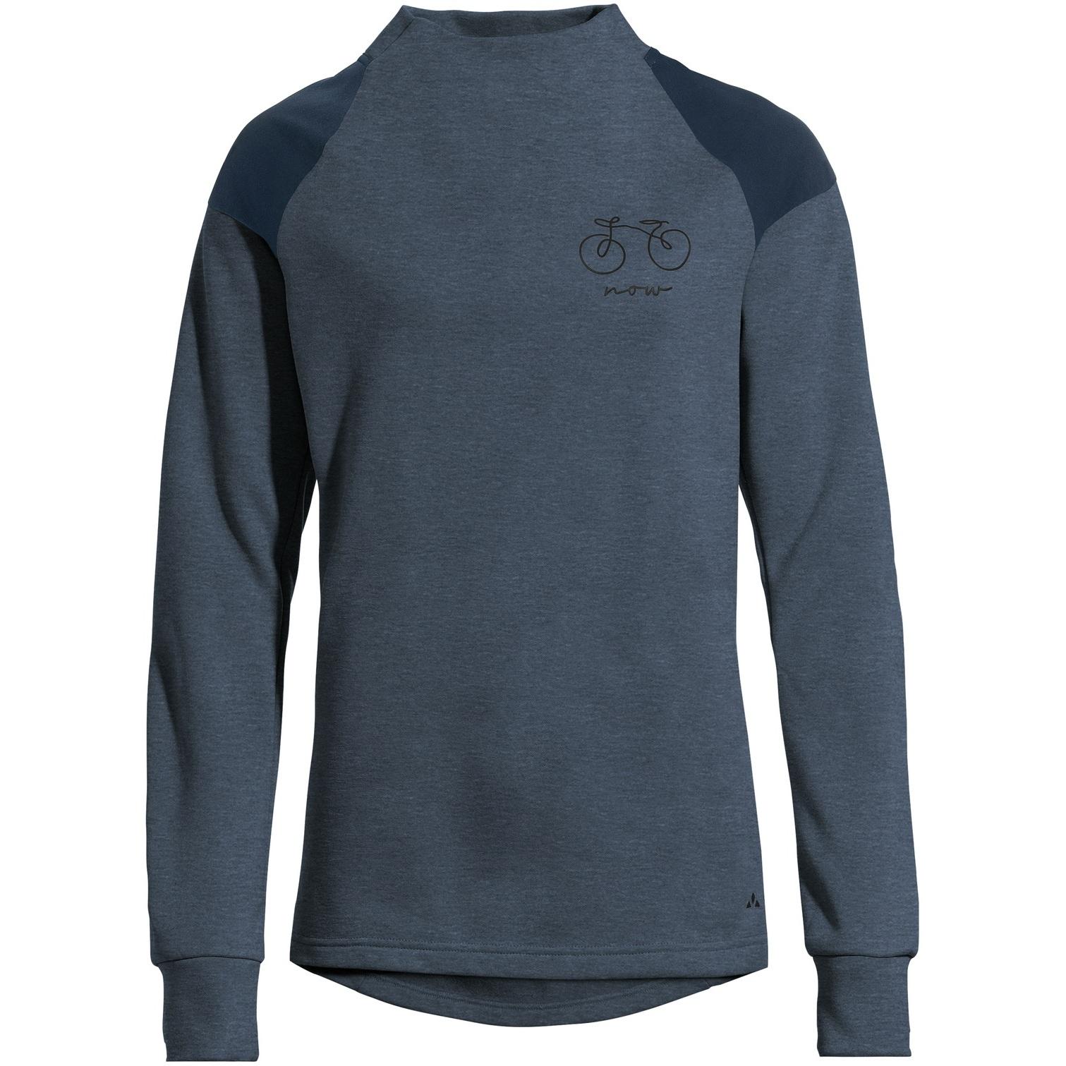 Vaude Cyclist Sweater Damen - dark sea