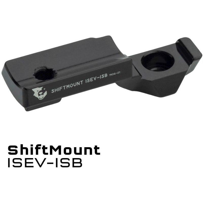 Bild von Wolf Tooth ShiftMount Adapter Schalthebel an Bremshebel