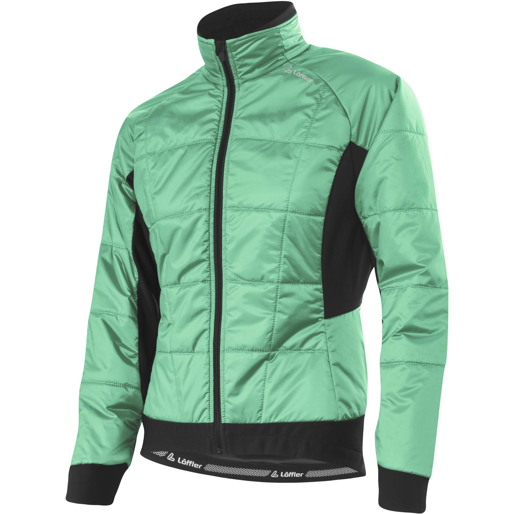 Löffler Bike Iso Jacke Hotbond® PL60 Damen 20603 - jade 354