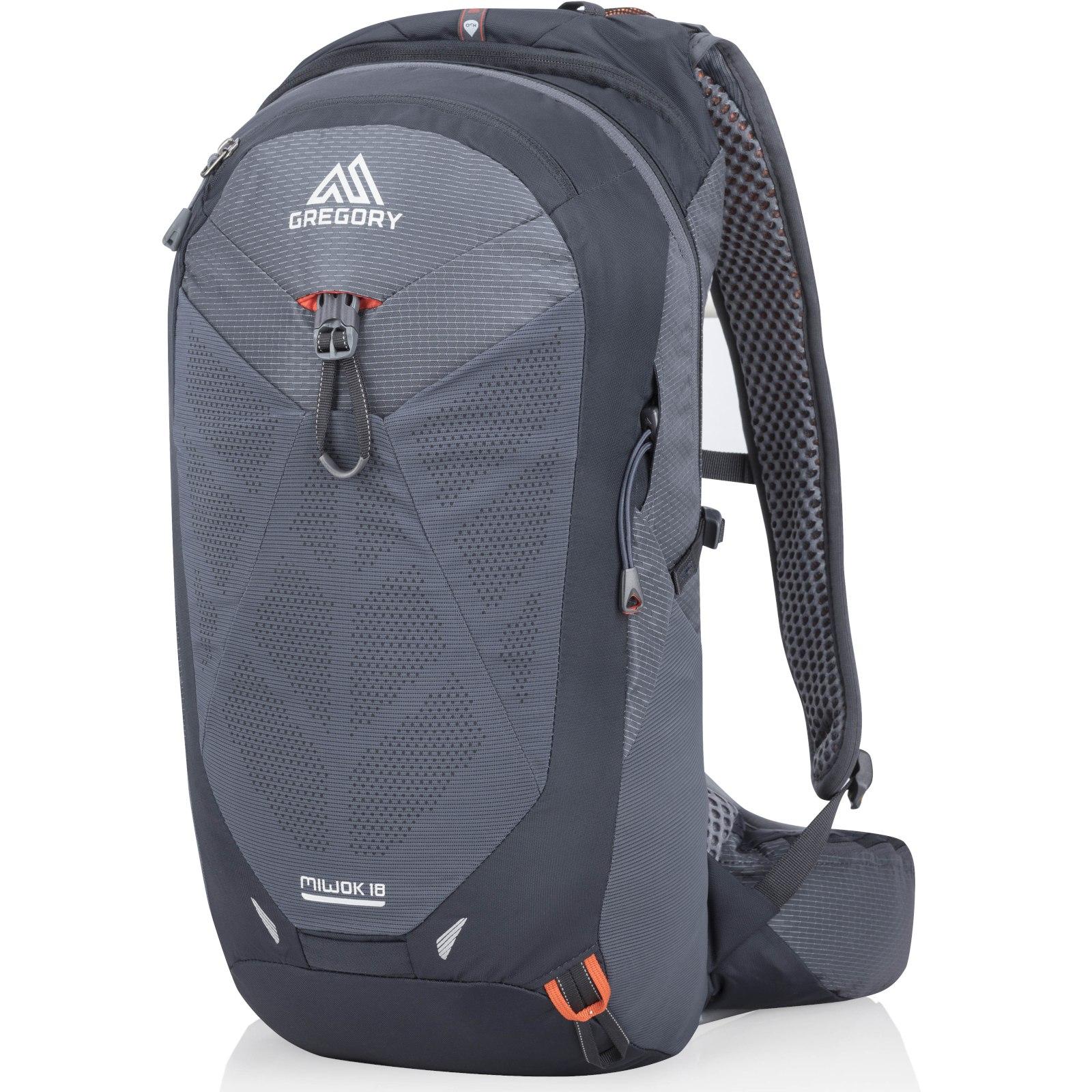 Gregory Miwok 18 Backpack - Flame Black