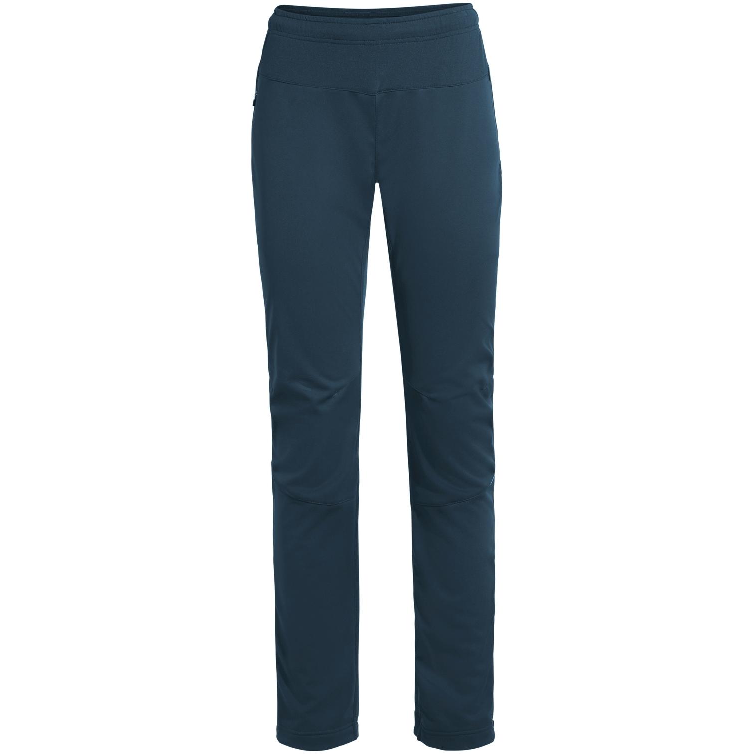Vaude Women's Wintry Pants IV - dark sea