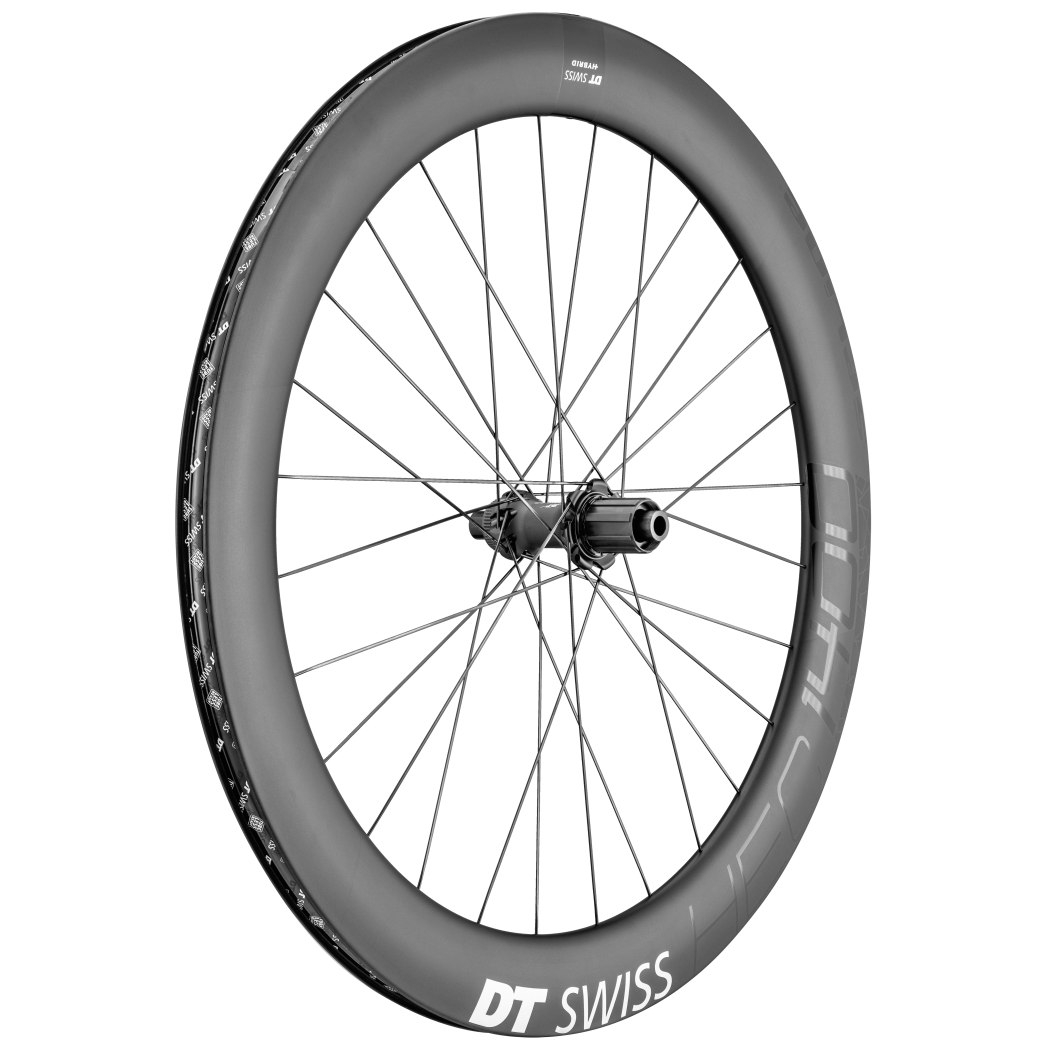"DT Swiss HEC 1400 Spline Carbon db 62 - 29"" / 700C Rear Wheel - Clincher - Centerlock / 6 Bolt - 12x148mm Boost"