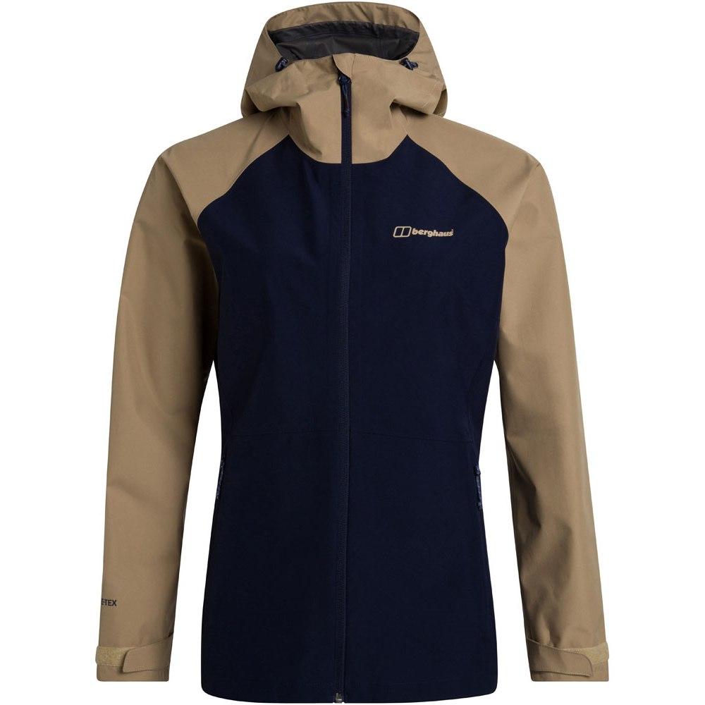 Berghaus Women's Paclite 2.0 Waterproof Jacket - Dusk/Cornstalk DJ6
