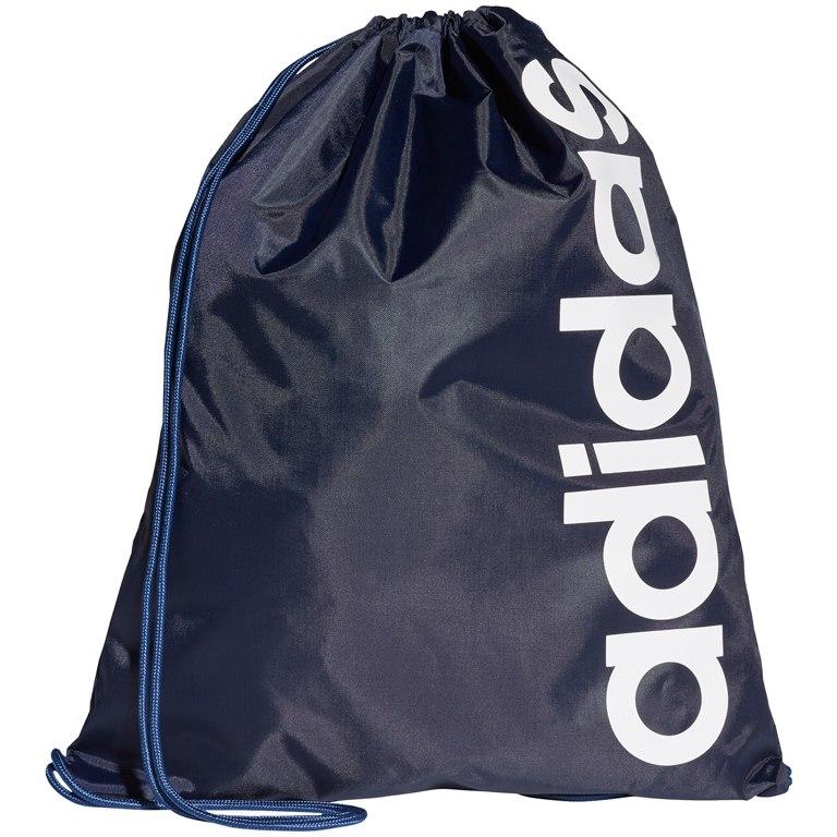 adidas Linear Core Gym Bag - legend ink/legend ink/white FM6761