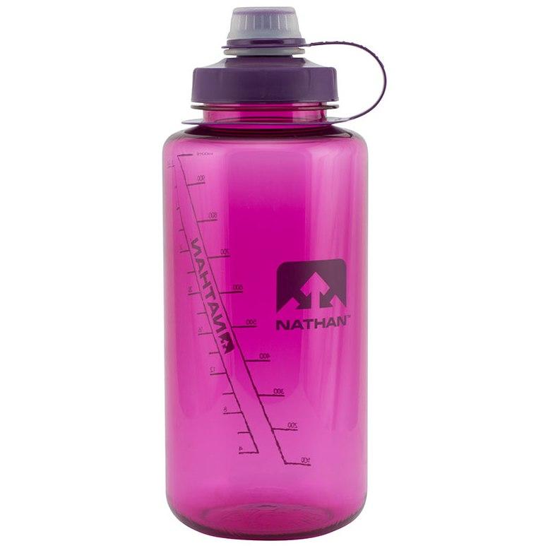 Nathan Sports BigShot Bottle 1000ml - Floro Fuchsia
