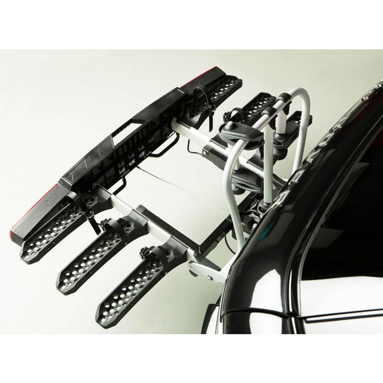 Image of Yakima FoldClick 3 Bike Carrier for three bikes
