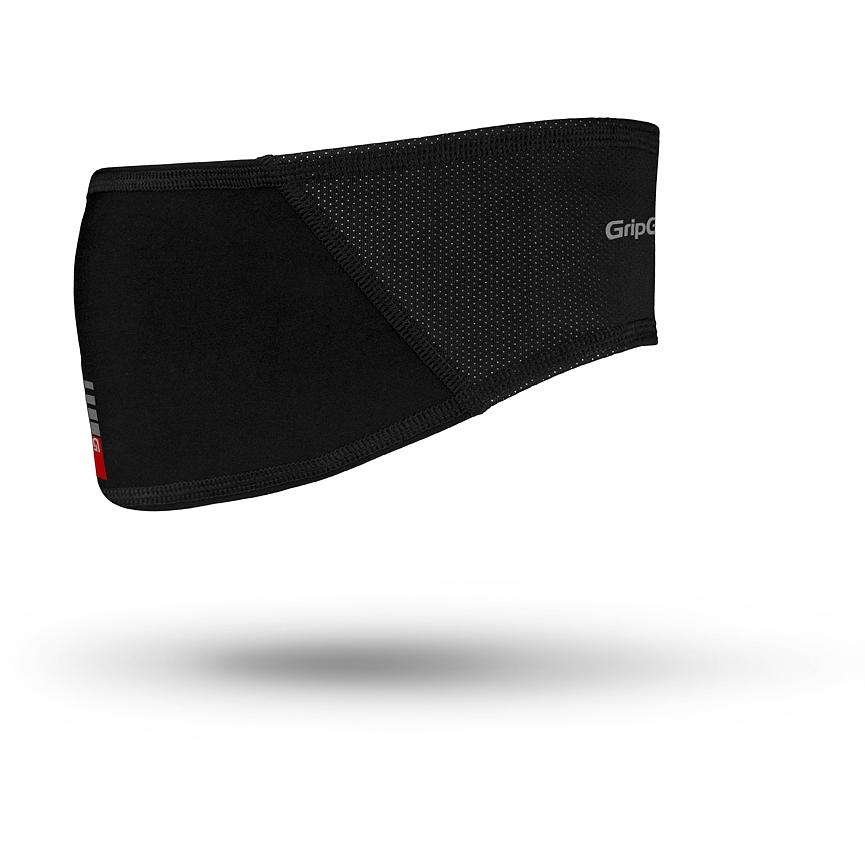 Produktbild von GripGrab Winddichtes Stirnband - black