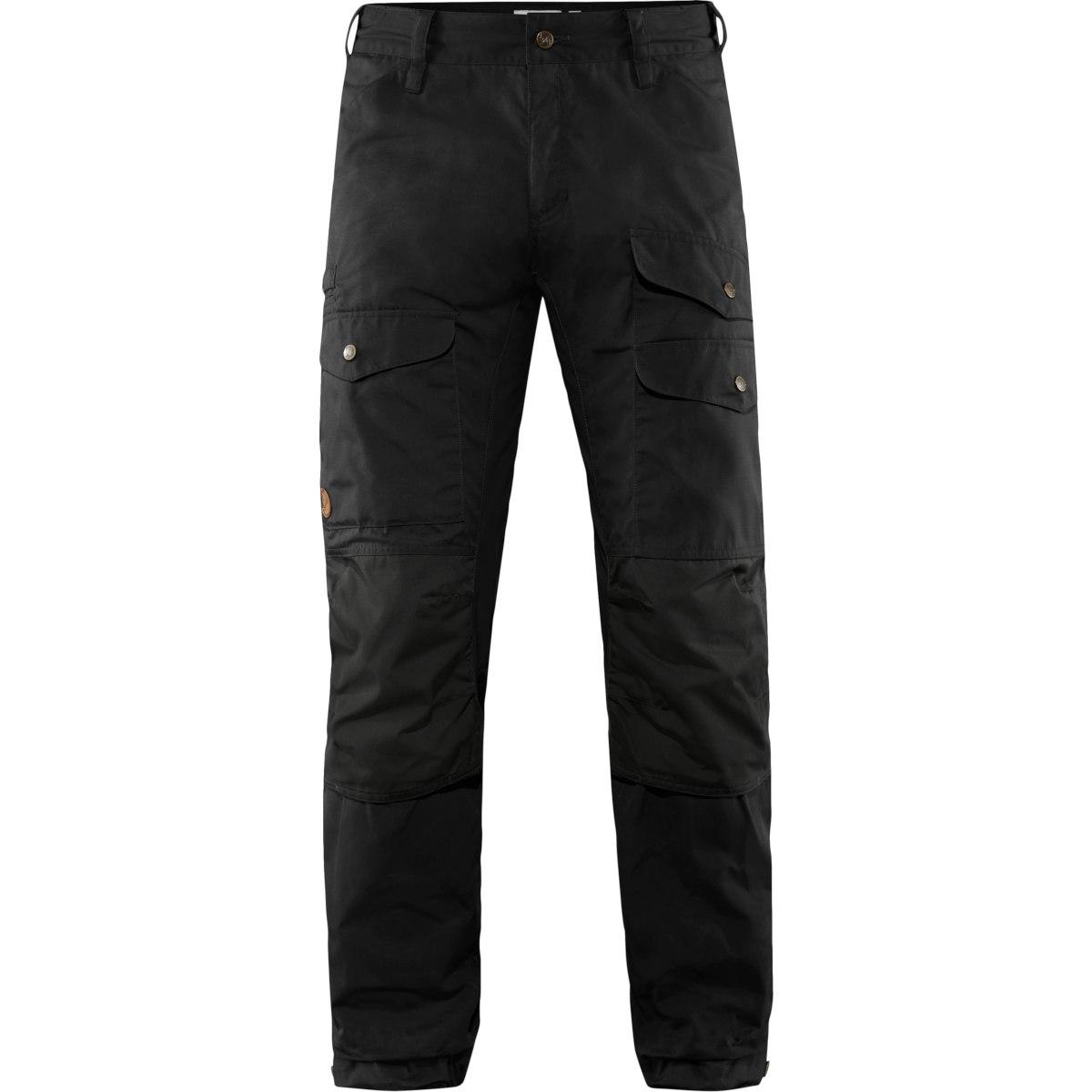 Fjällräven Vidda Pro Ventilated Trousers - Long - black