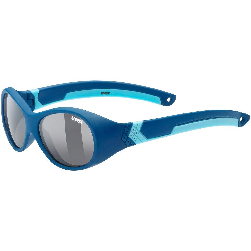 Uvex sportstyle 510 - darkblue/smoke Kids Glasses