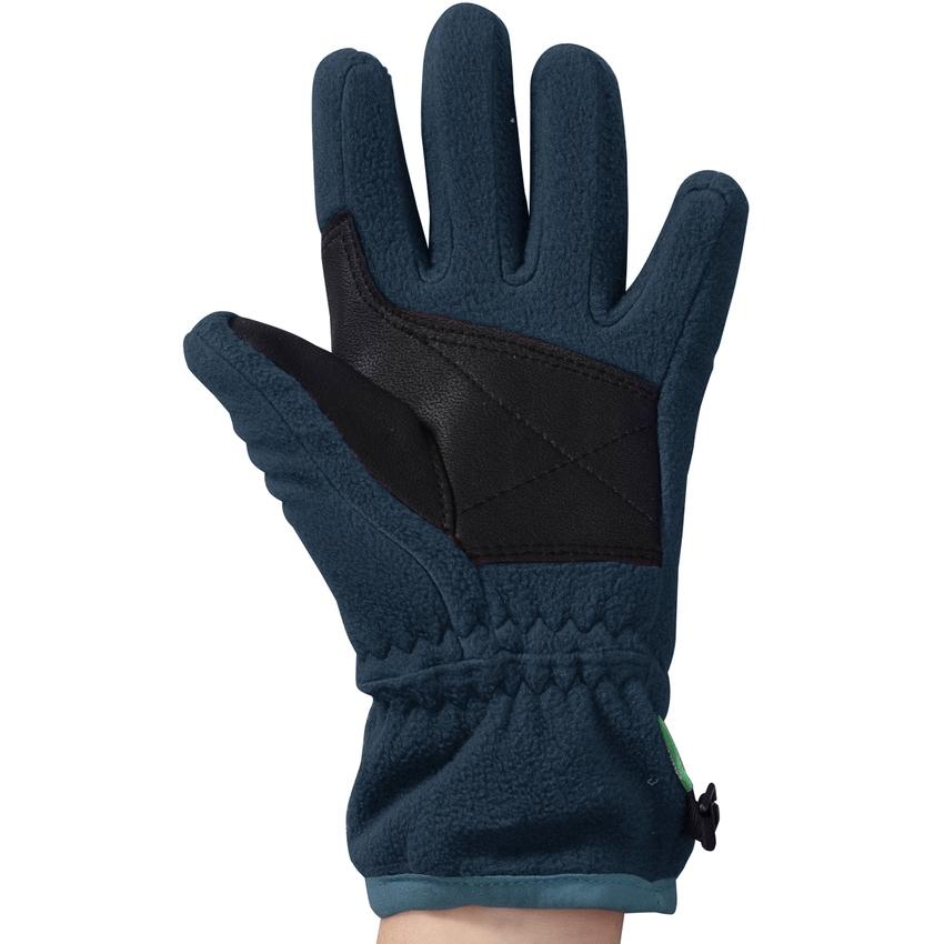 Image of Vaude Kids Pulex Gloves - dark sea