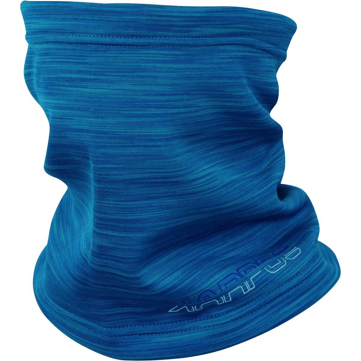 Image of Karpos Neckwarmer Con Coulisse - blue taormina