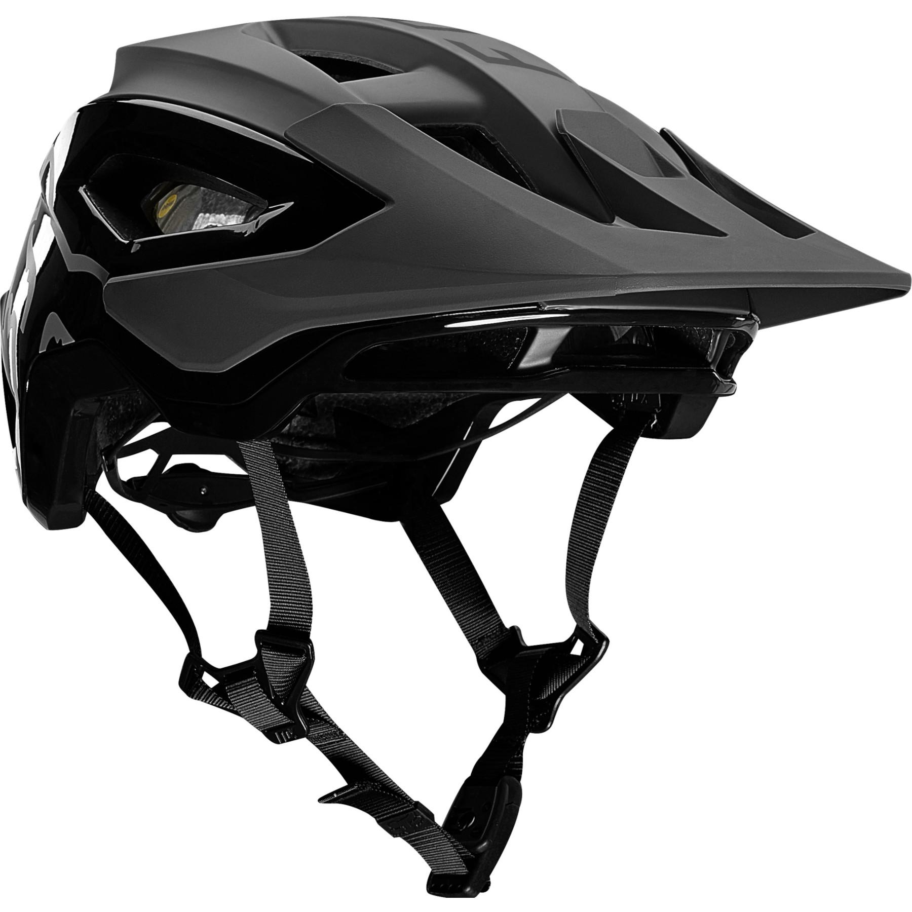 FOX Speedframe Pro MTB MIPS Helmet - black