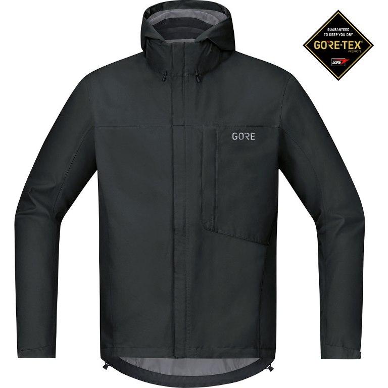 GORE Wear C3 GORE-TEX® PACLITE® Hooded Jacket - black 9900