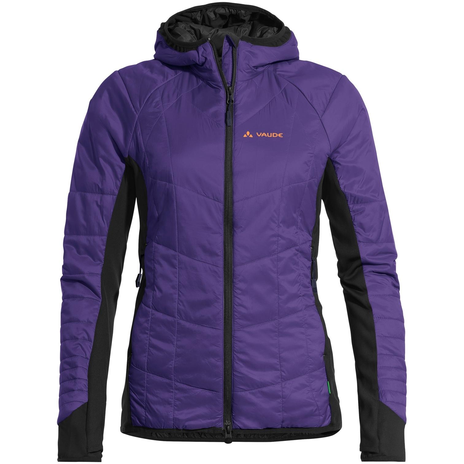 Vaude Women's Sesvenna Jacket III - dark purple