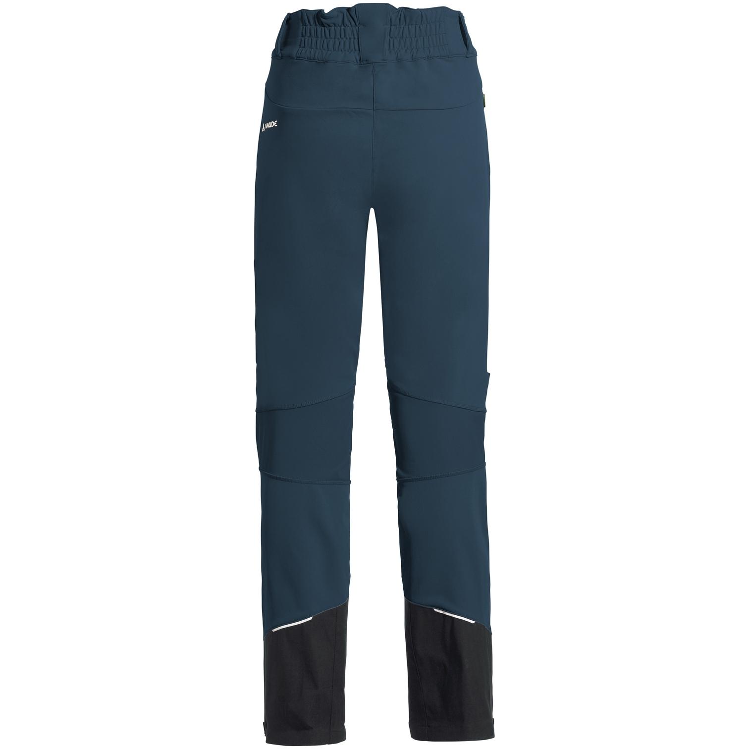 Vaude Women's Larice Pants III - dark sea