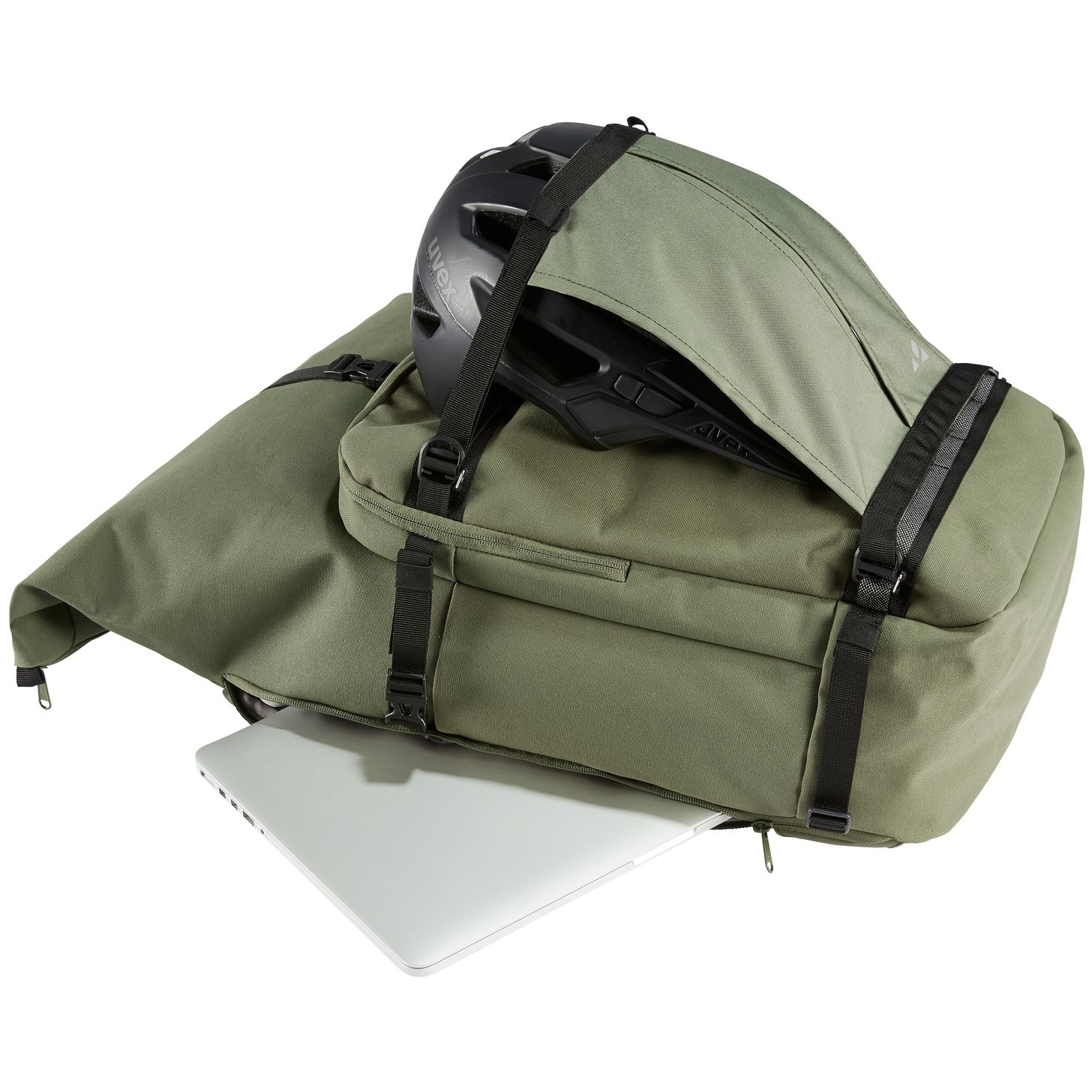 Image of Vaude ExCycling Pack Backpack - black