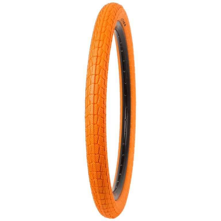 Kenda Krackpot BMX Wire Bead - 20x1.95 Inches - orange