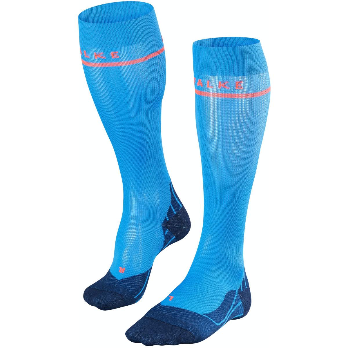 Falke Energizing Cool Women Knee-high Socks Health - blue note