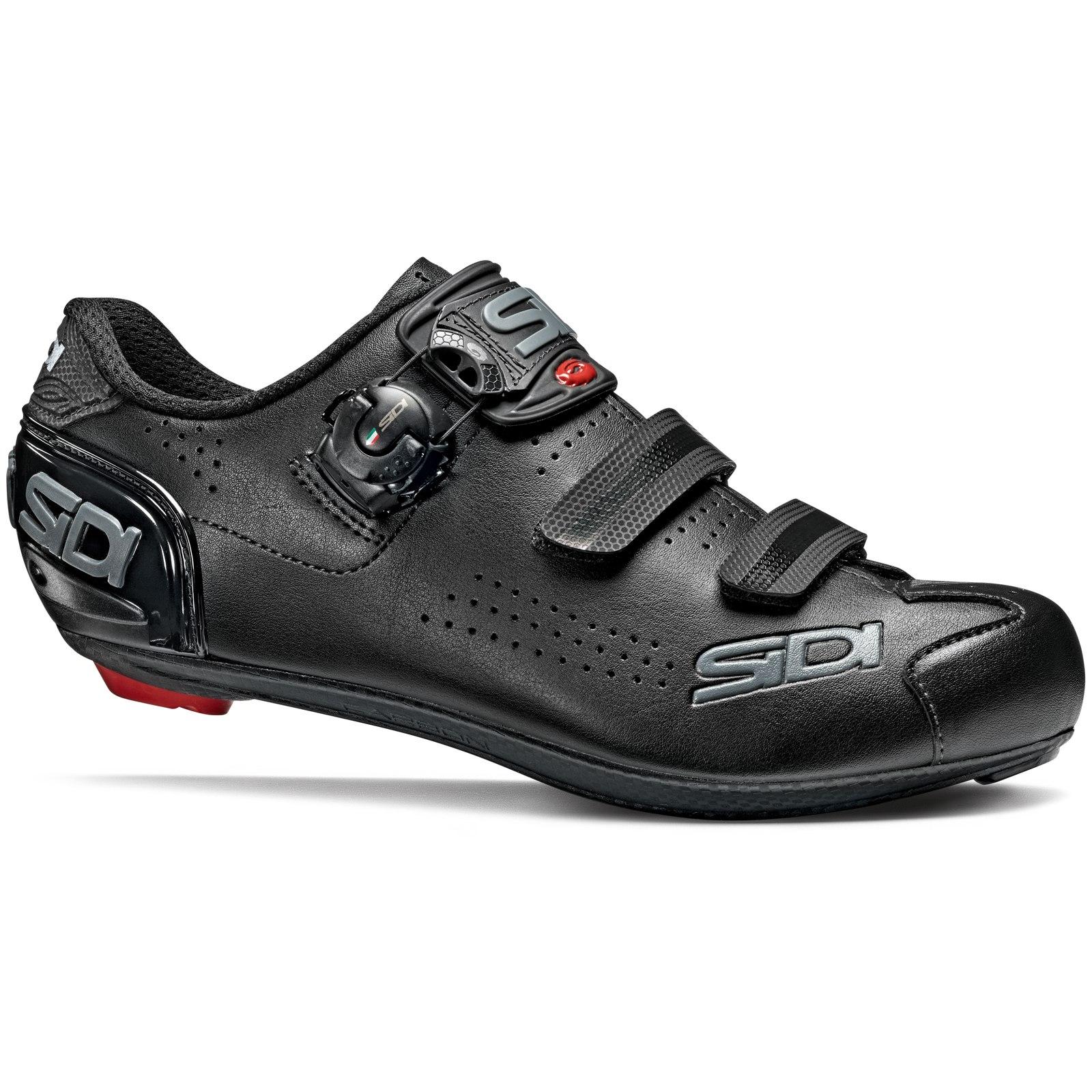Sidi Alba 2 Mega Road Shoe - black/black