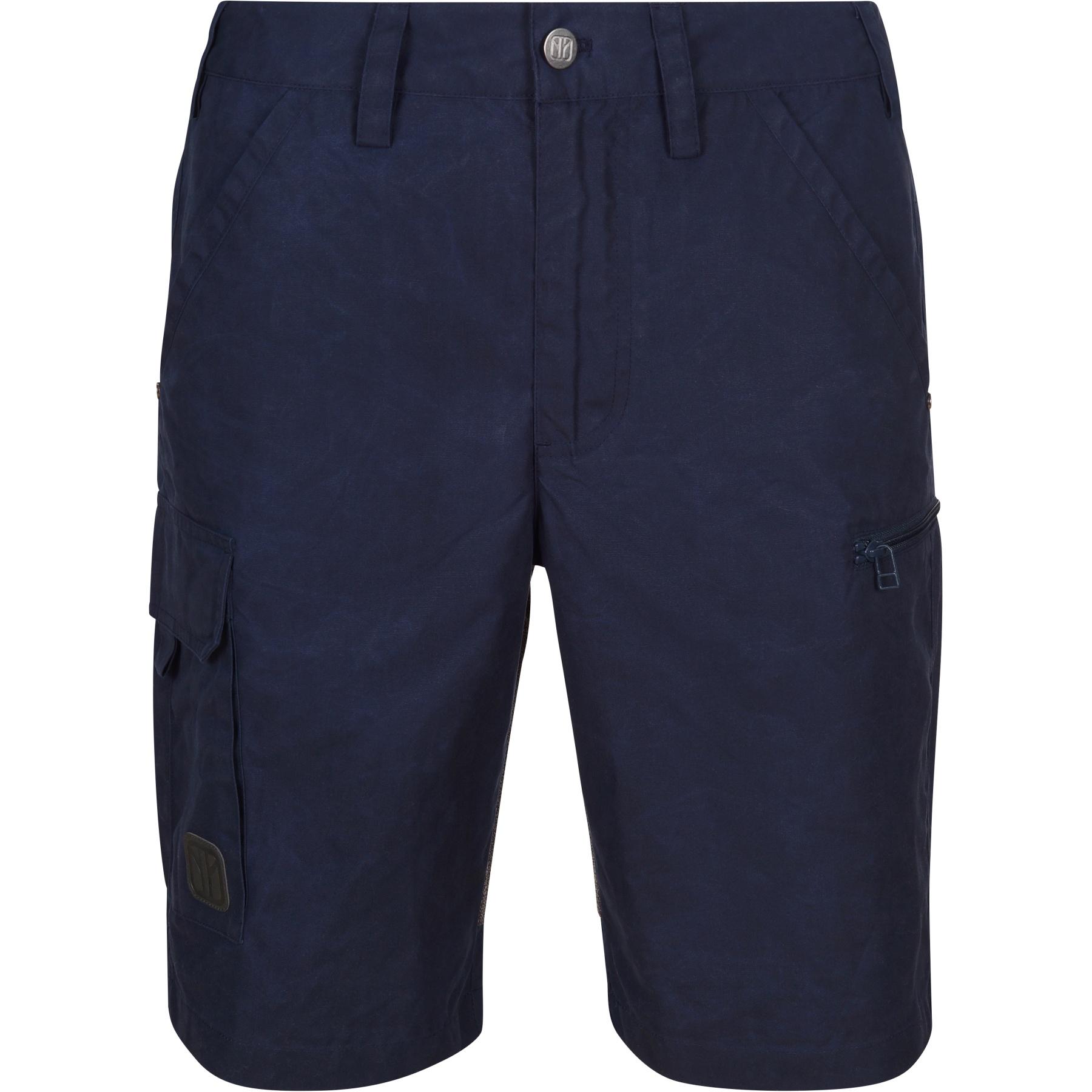 Elkline SIT UP Shorts - blueshadow