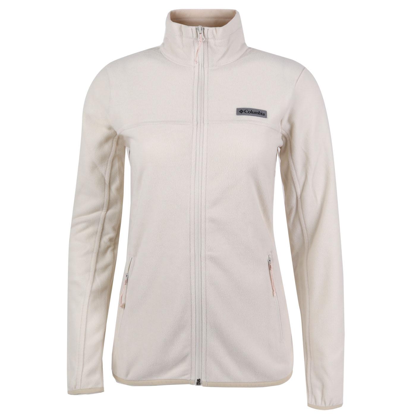 Produktbild von Columbia Ali Peak Full Zip Fleece Jacke Damen - Chalk