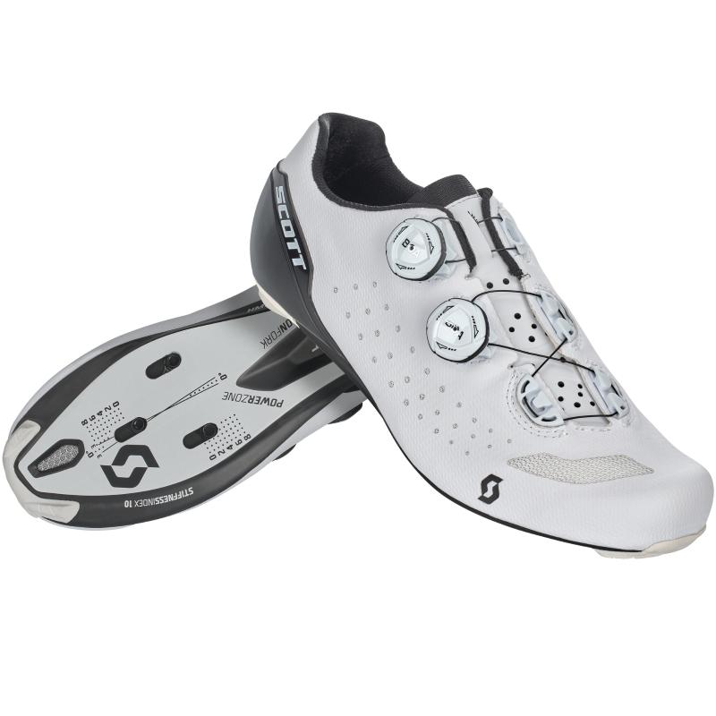 Image of SCOTT Road RC EVO Shoe - white/black
