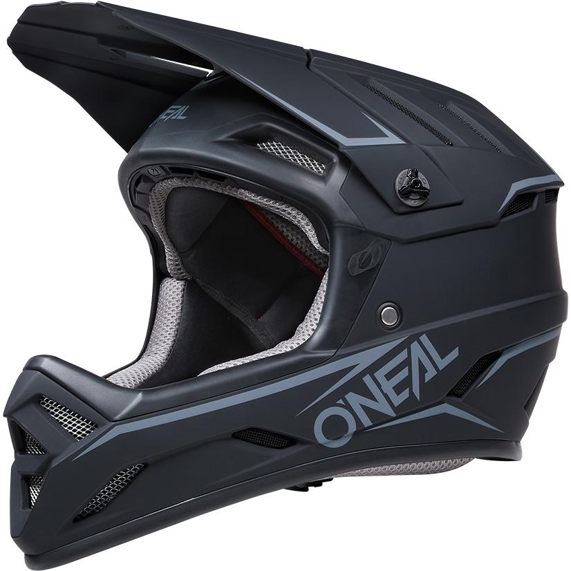 O'Neal Backflip Helmet - SOLID black