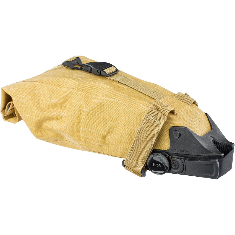 Evoc SEAT PACK Boa - 3L Saddle Bag - Loam