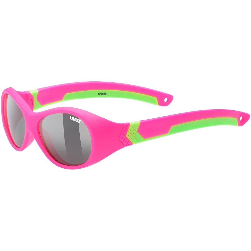 Uvex sportstyle 510 Kinderbrille - pink green/smoke