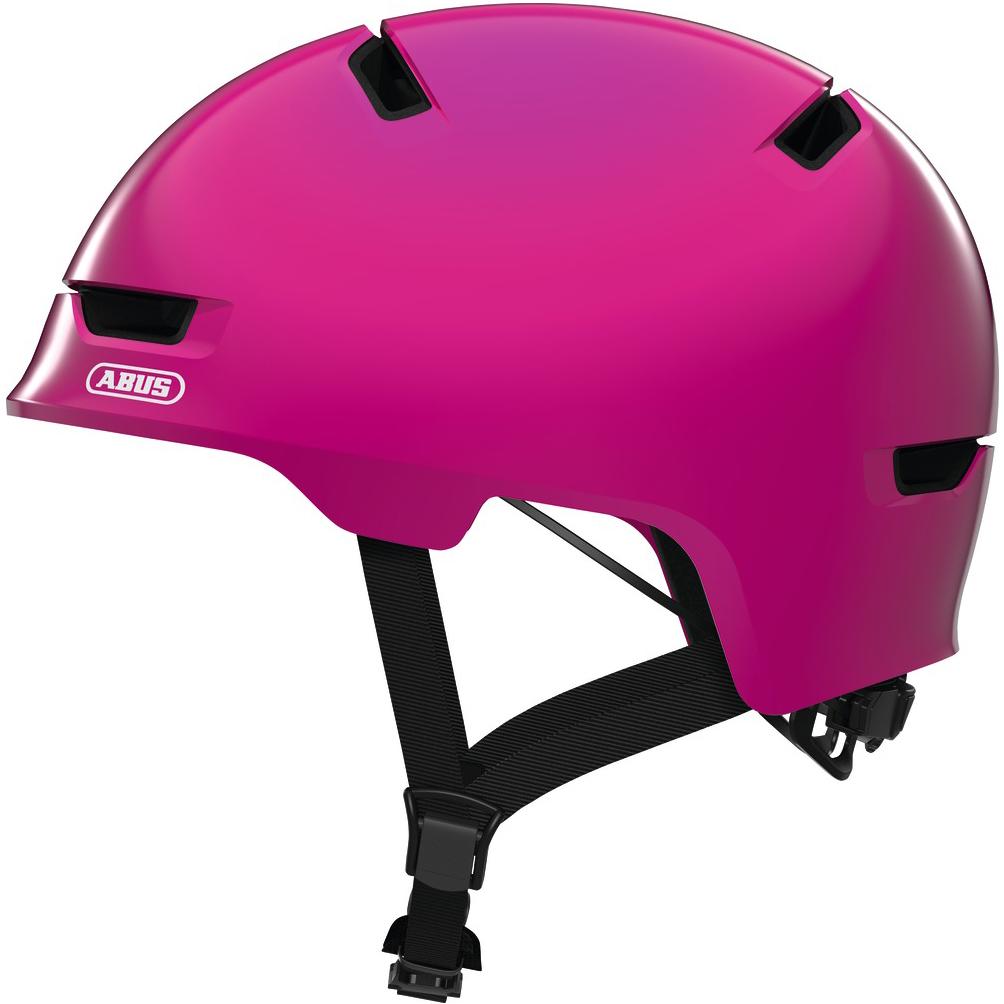 ABUS Scraper 3.0 Kid - Casco de niños - shiny pink