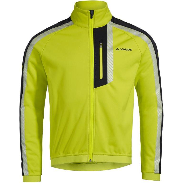 Image of Vaude Men's Luminum Softshell Jacket II - bright green