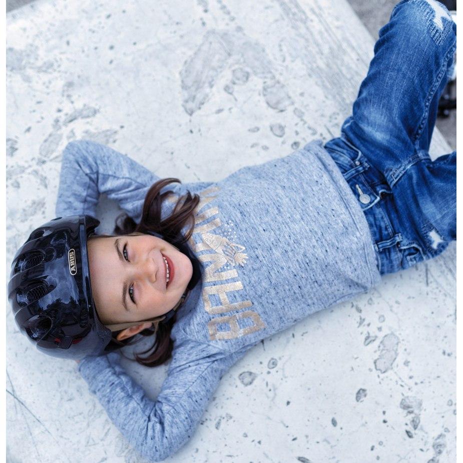 Imagen de ABUS Smiley 2.0 Casco - royal blue