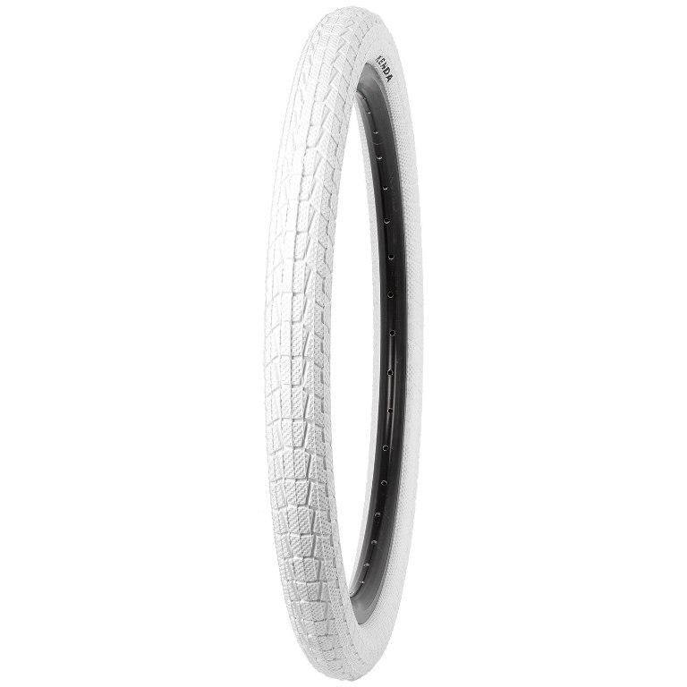 Kenda Krackpot BMX Wire Bead - 20x1.95 Inches - white