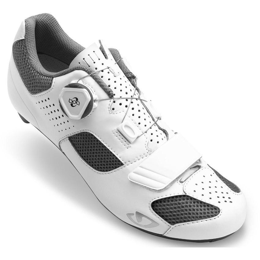 Giro Espada Boa Women Road Shoe 2020 - white/silver