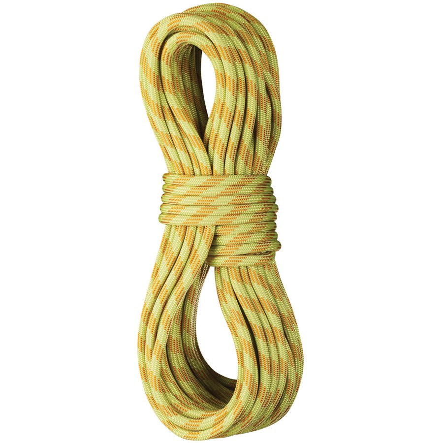 Edelrid Confidence 8 mm Static Rope - 30 m - oasis-flame