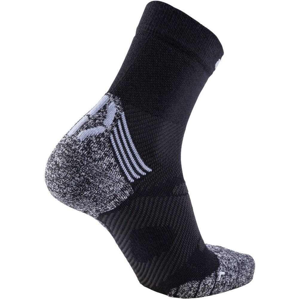 Bild von UYN Running Winter Pro Run Socken - Black/Pearl Grey