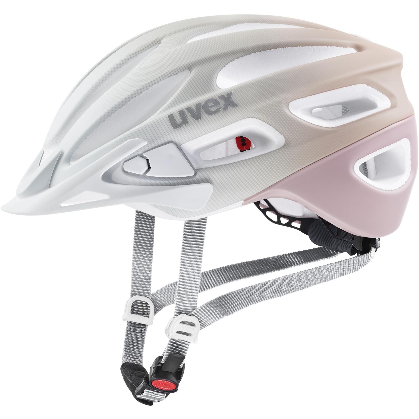 Image of Uvex true cc Helmet - sand-dust rose mat